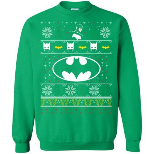 image 785 490x490px Batman Ugly Christmas Sweater