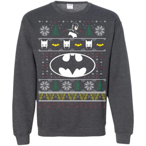 image 786 490x490px Batman Ugly Christmas Sweater