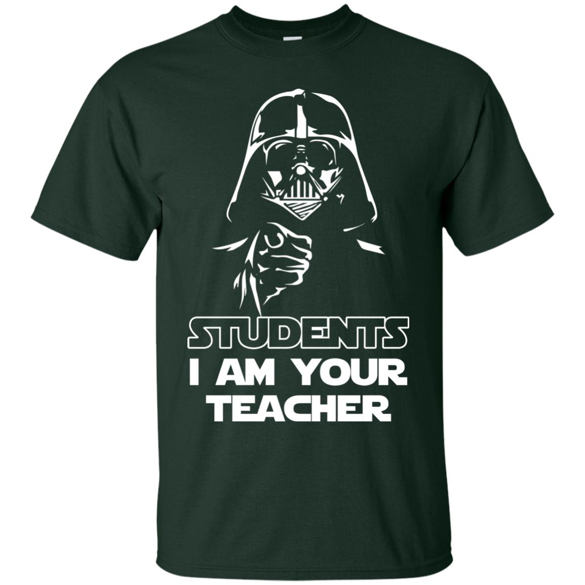 image 788px Star Wars: Students I Am Your Teacher T Shirts, Hoodies, Tank