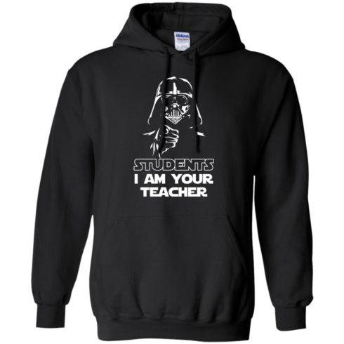 image 790 490x490px Star Wars: Students I Am Your Teacher T Shirts, Hoodies, Tank