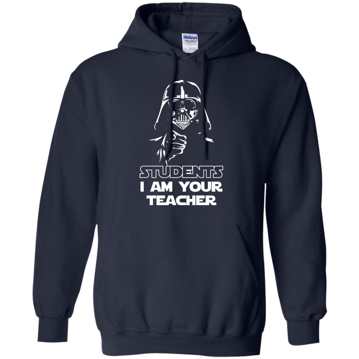 image 791px Star Wars: Students I Am Your Teacher T Shirts, Hoodies, Tank