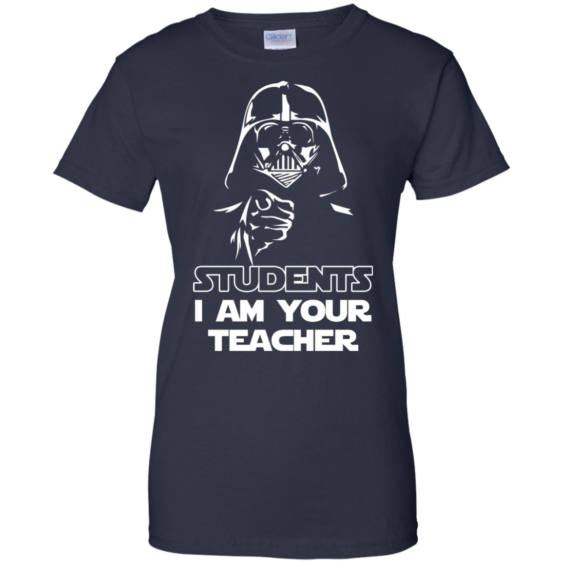 image 797px Star Wars: Students I Am Your Teacher T Shirts, Hoodies, Tank