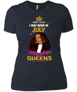 image 905 247x296px Keep Calm I Was Born In July The Birth Of Queens T Shirts, Tank Top