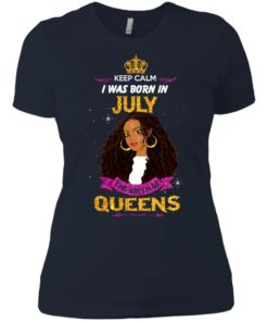 image 906 247x296px Keep Calm I Was Born In July The Birth Of Queens T Shirts, Tank Top