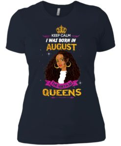 image 958 247x296px Keep Calm I Was Born In August The Birth Of Queens Shirts, Tank Top