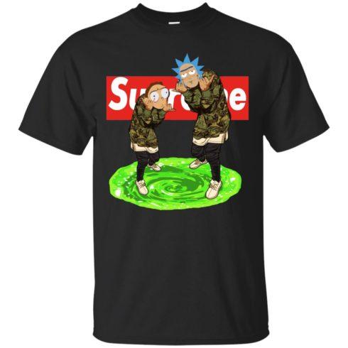 image 97 490x490px Rick and Morty Supreme T Shirts, Hoodies, Tank Top