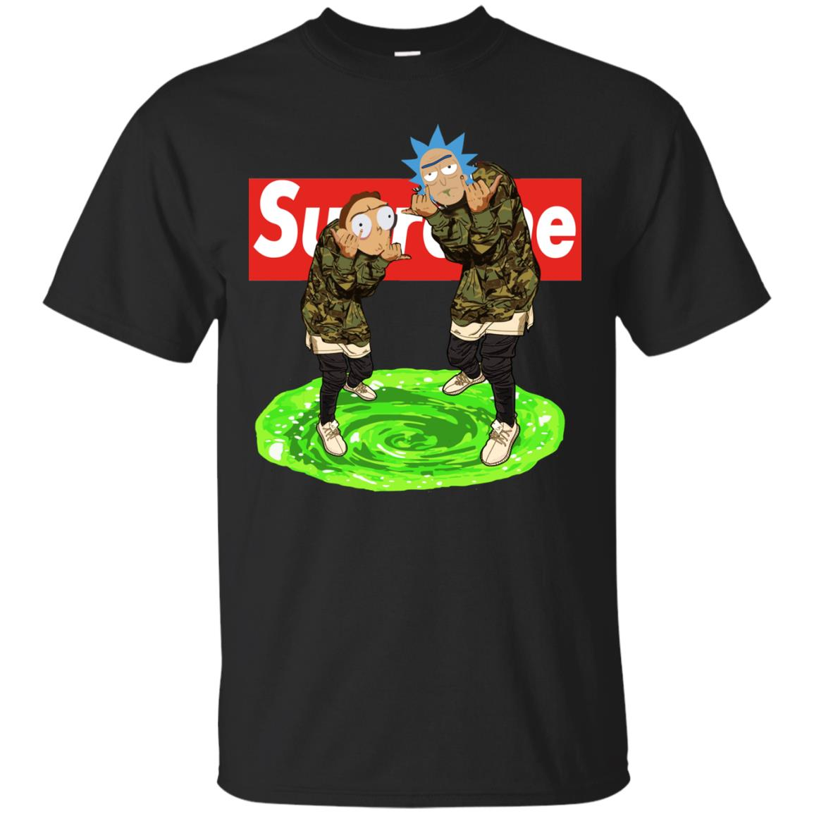image 97px Rick and Morty Supreme T Shirts, Hoodies, Tank Top