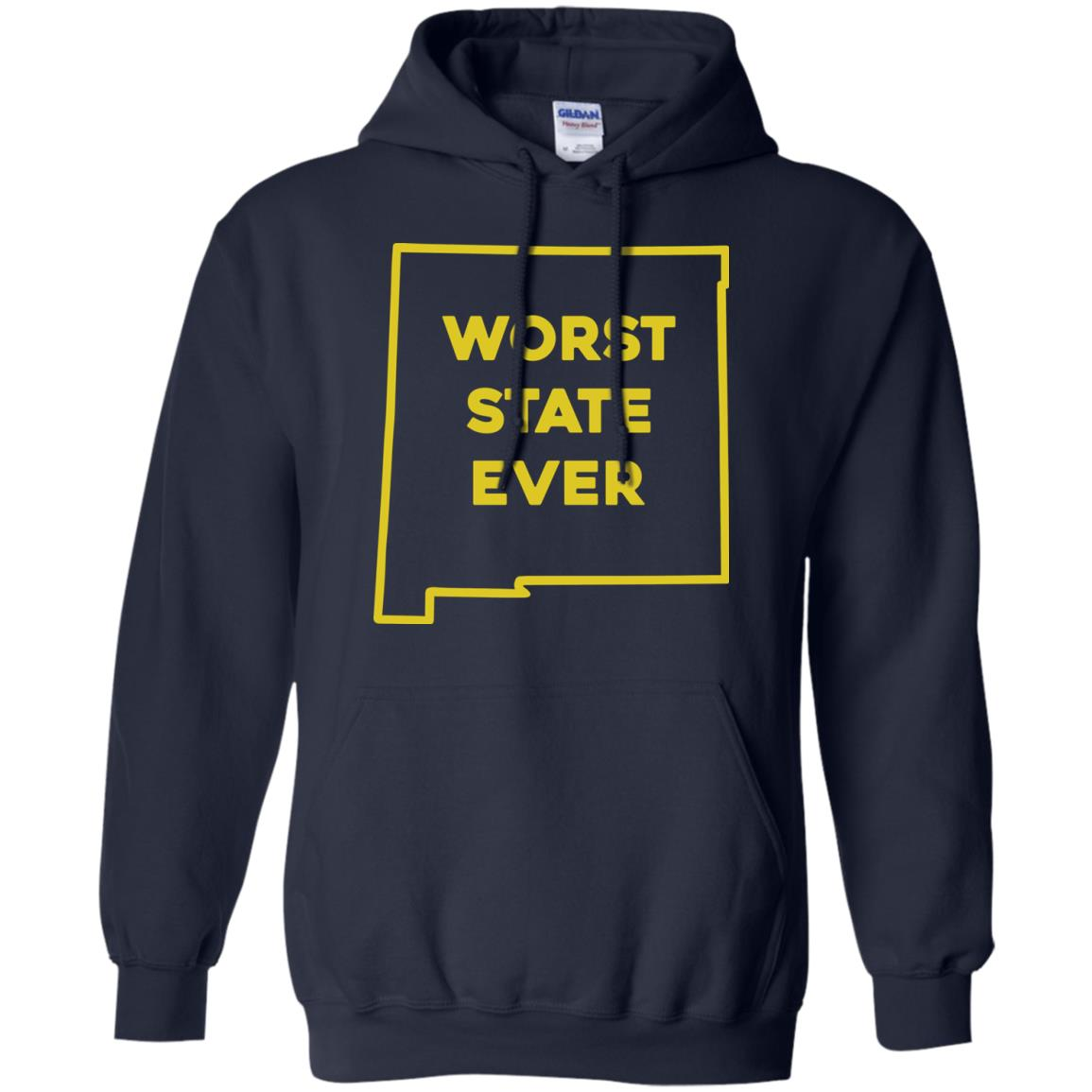 image 1004px New Mexico Worst State Ever T Shirts, Hoodies, Tank Top
