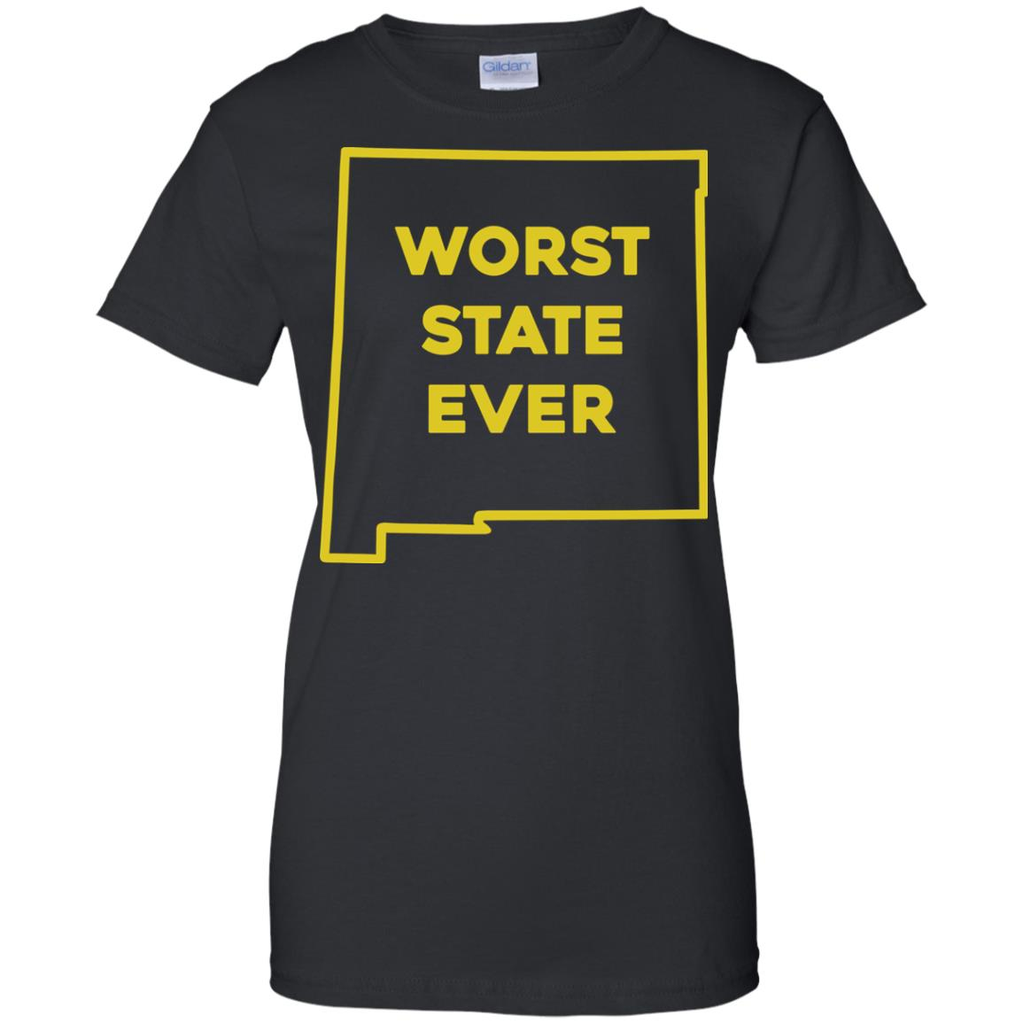 image 1007px New Mexico Worst State Ever T Shirts, Hoodies, Tank Top