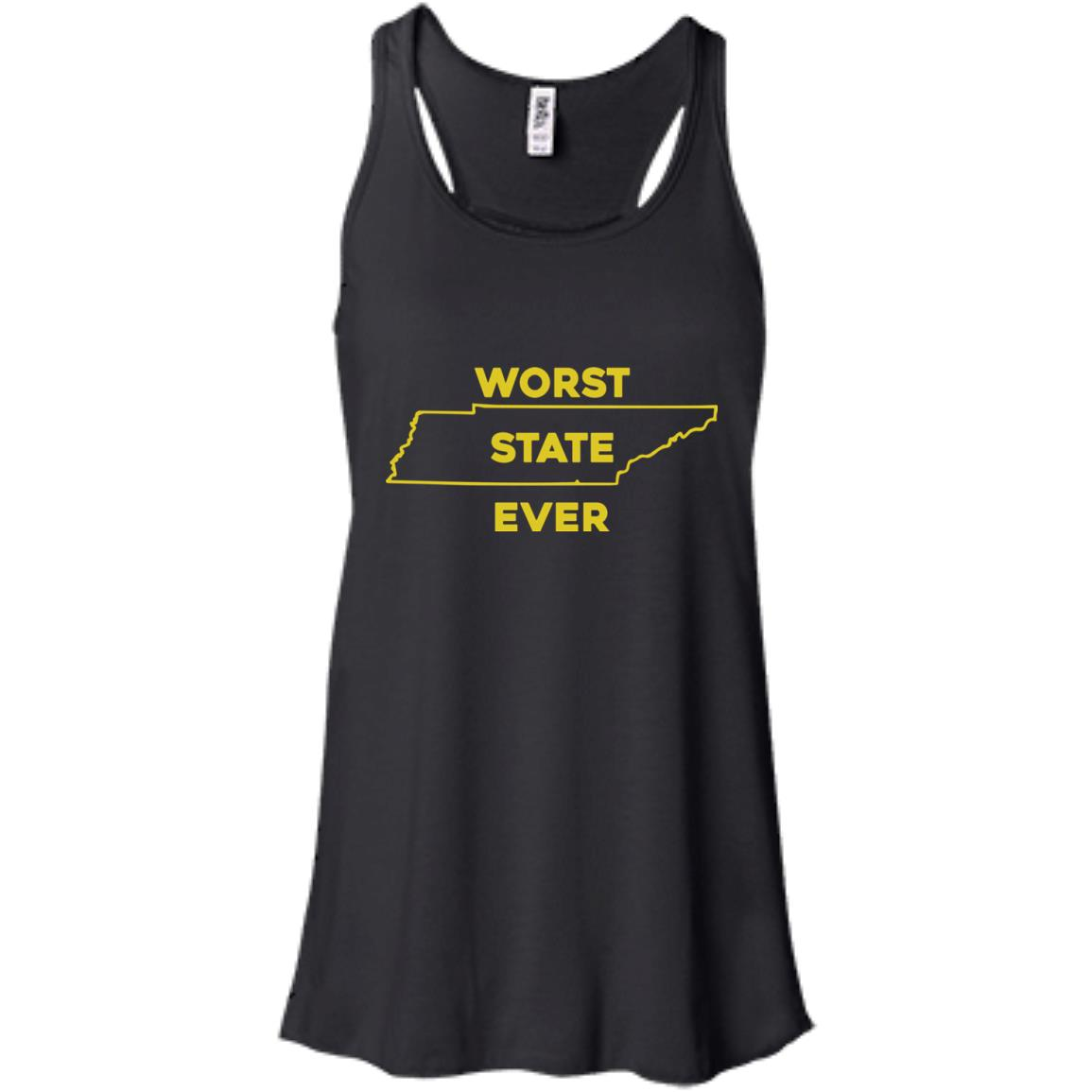 image 1023px Tennessee Worst State Ever T Shirts, Tank Top, Hoodies