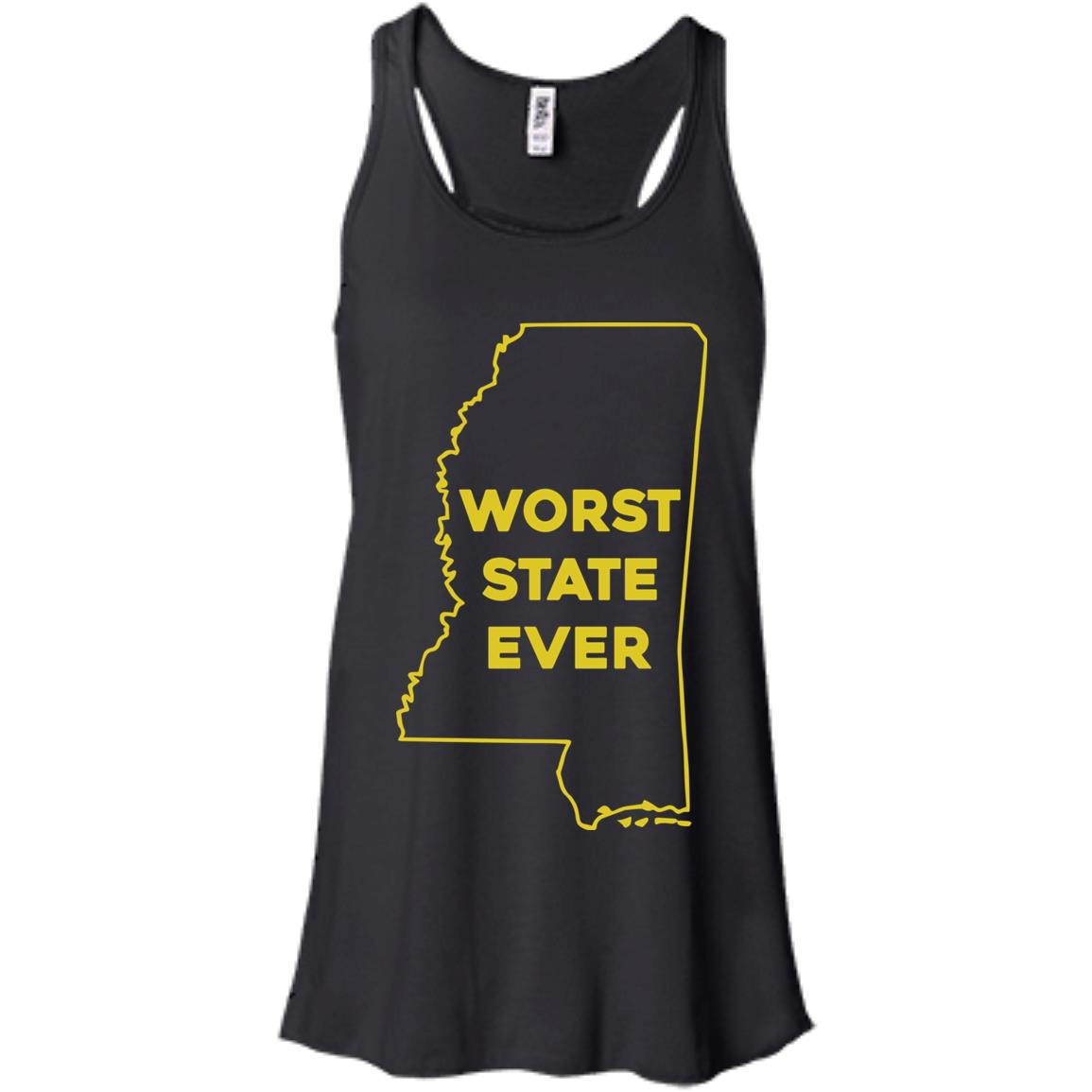 image 1035px Mississippi Worst State Ever T Shirts, Hoodies, Tank Top