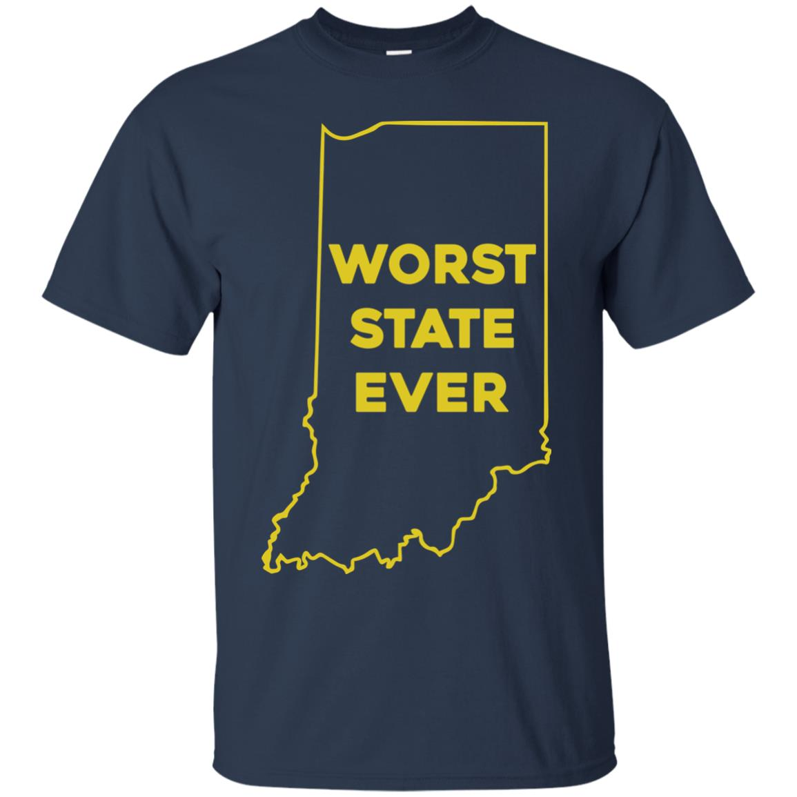 image 1046px Indiana Worst State Ever Shirt
