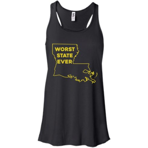 image 1059 490x490px Louisiana Worst State Ever T Shirts, Hoodies, Sweater