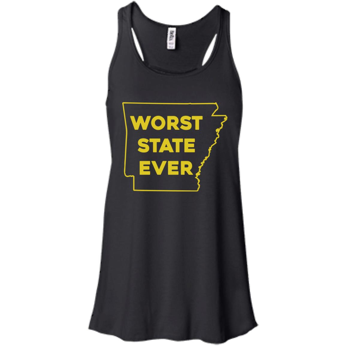 image 1083px Arkansas Worst State Ever T Shirts, Hoodies, Tank Top Available