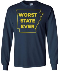 image 1086 247x296px Arkansas Worst State Ever T Shirts, Hoodies, Tank Top Available