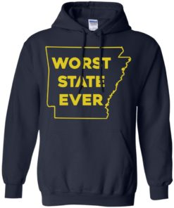 image 1088 247x296px Arkansas Worst State Ever T Shirts, Hoodies, Tank Top Available