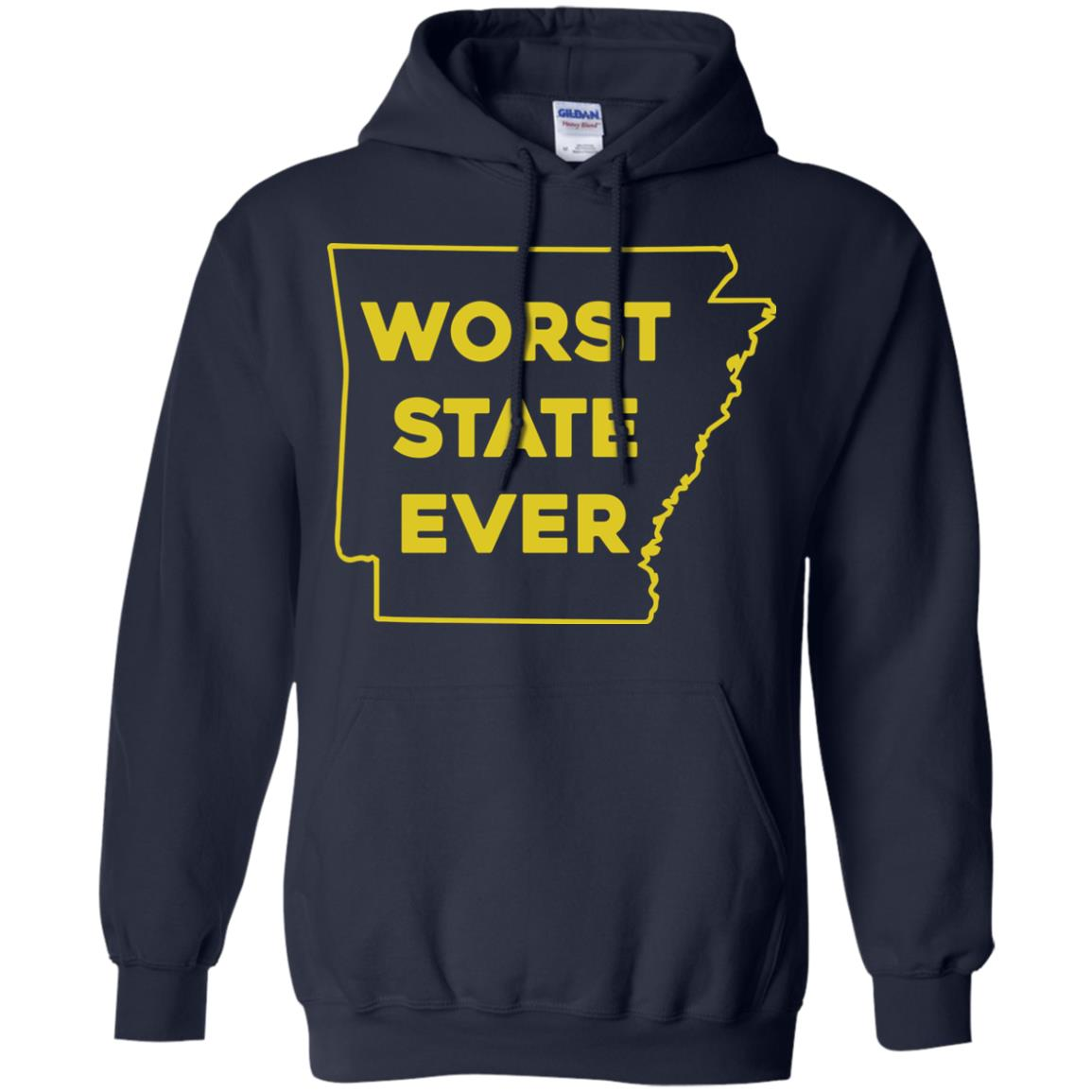 image 1088px Arkansas Worst State Ever T Shirts, Hoodies, Tank Top Available