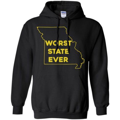 image 1099 490x490px Missouri Worst State Ever T Shirts, Hoodies, Tank Top