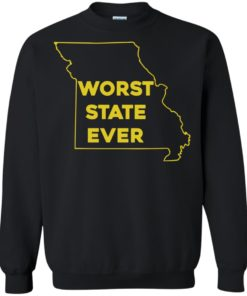 image 1101 247x296px Missouri Worst State Ever T Shirts, Hoodies, Tank Top