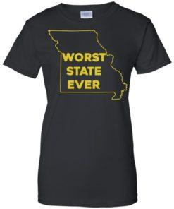 image 1103 247x296px Missouri Worst State Ever T Shirts, Hoodies, Tank Top