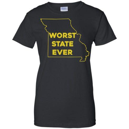 image 1103 490x490px Missouri Worst State Ever T Shirts, Hoodies, Tank Top