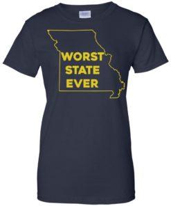 image 1104 247x296px Missouri Worst State Ever T Shirts, Hoodies, Tank Top