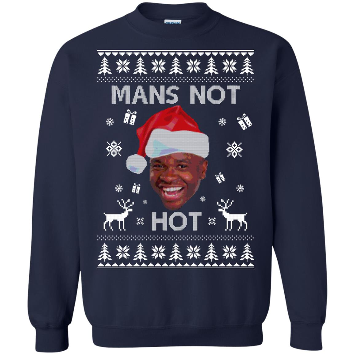 image 1159px Roadman, The Thing Go Skraaa Mans Not Hot Christmas Sweater