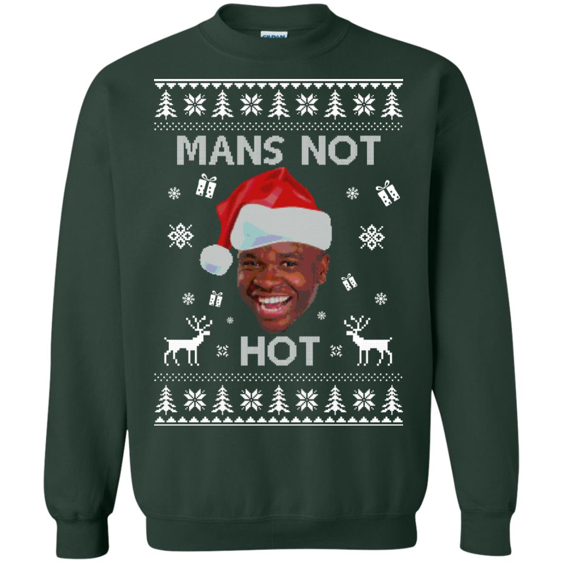 image 1160px Roadman, The Thing Go Skraaa Mans Not Hot Christmas Sweater