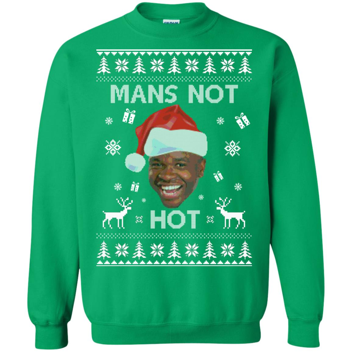 image 1164px Roadman, The Thing Go Skraaa Mans Not Hot Christmas Sweater