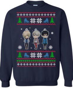 image 161 247x296px Yuri on ice ugly christmas sweater