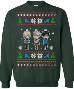 image 162 247x296px Yuri on ice ugly christmas sweater
