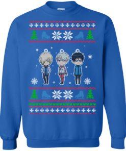 image 163 247x296px Yuri on ice ugly christmas sweater
