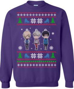 image 164 247x296px Yuri on ice ugly christmas sweater