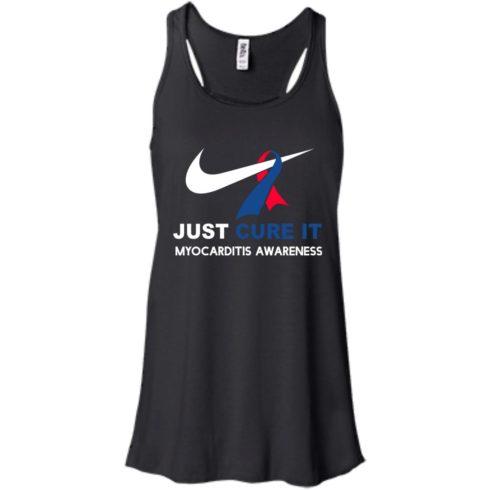 image 30 490x490px Myocarditis Awareness Just Cure It T Shirts, Hoodies, Tank Top