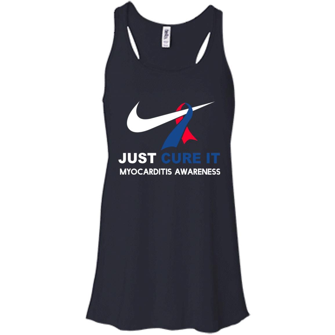 image 31px Myocarditis Awareness Just Cure It T Shirts, Hoodies, Tank Top