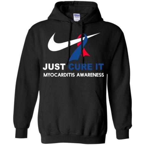 image 32 490x490px Myocarditis Awareness Just Cure It T Shirts, Hoodies, Tank Top