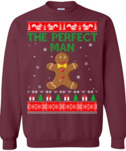 image 343 247x296px Gingerbread: The Perfect Man Christmas Sweater