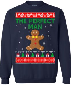 image 344 247x296px Gingerbread: The Perfect Man Christmas Sweater