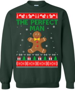 image 345 247x296px Gingerbread: The Perfect Man Christmas Sweater