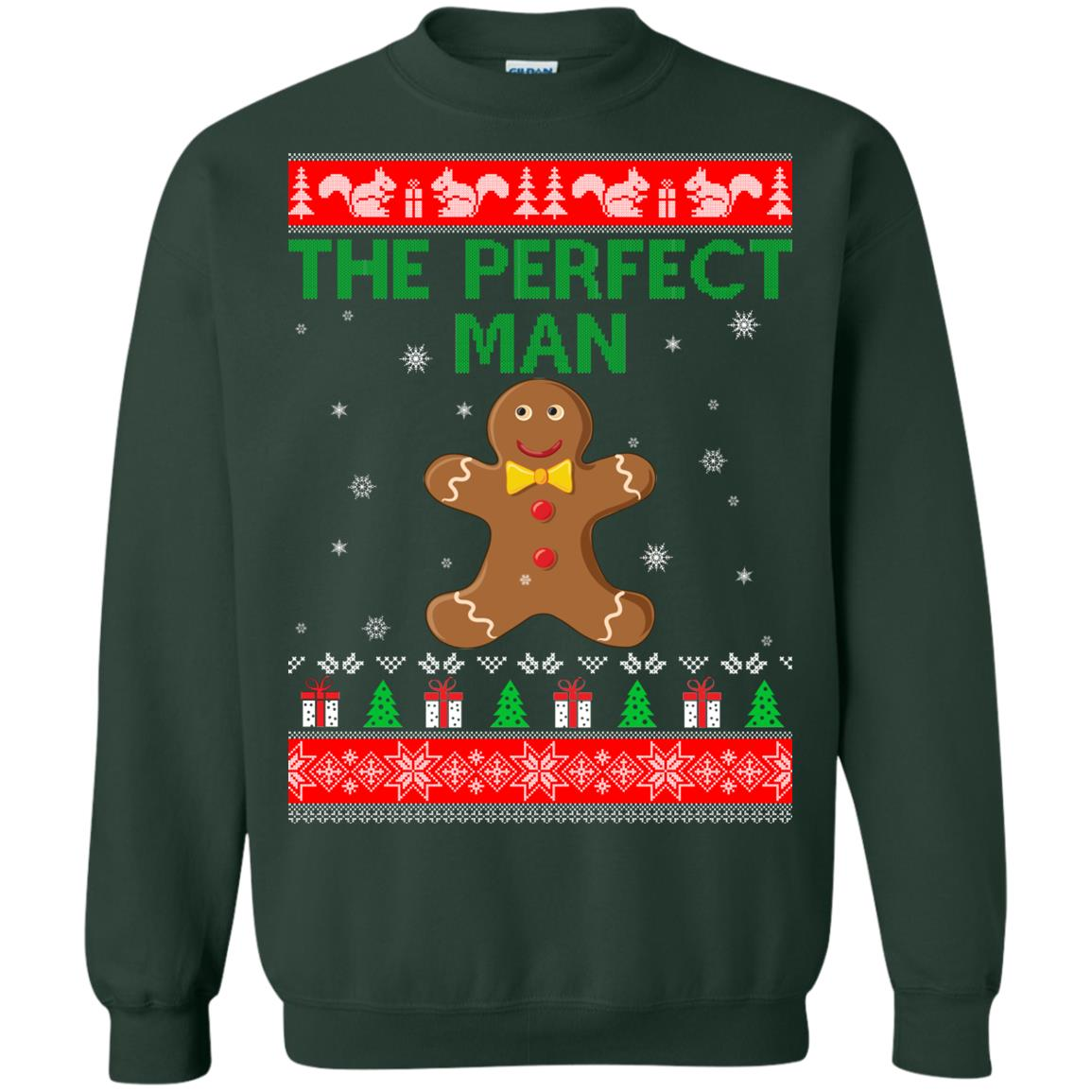 image 345px Gingerbread: The Perfect Man Christmas Sweater