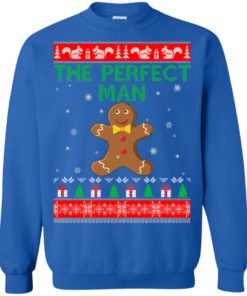 image 346 247x296px Gingerbread: The Perfect Man Christmas Sweater