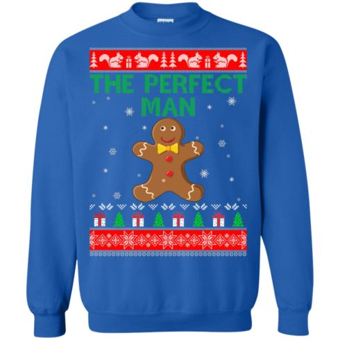 image 346 490x490px Gingerbread: The Perfect Man Christmas Sweater