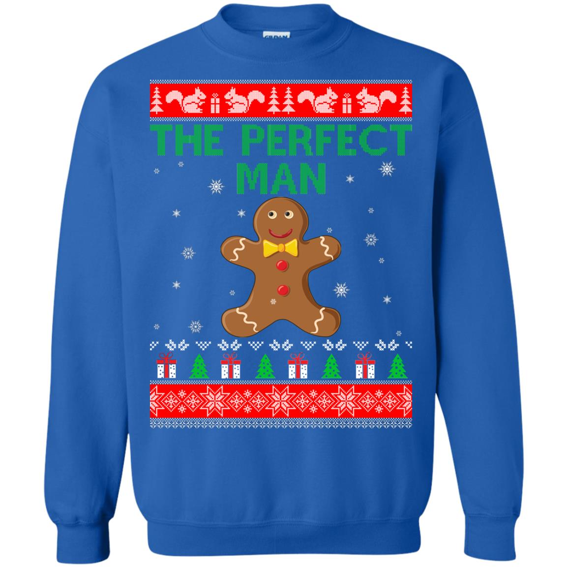 image 346px Gingerbread: The Perfect Man Christmas Sweater