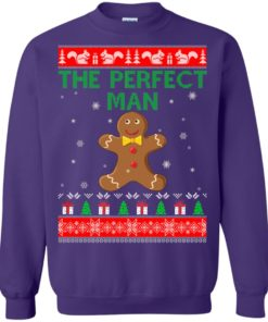 image 347 247x296px Gingerbread: The Perfect Man Christmas Sweater