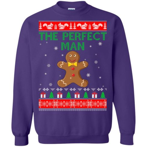 image 347 490x490px Gingerbread: The Perfect Man Christmas Sweater