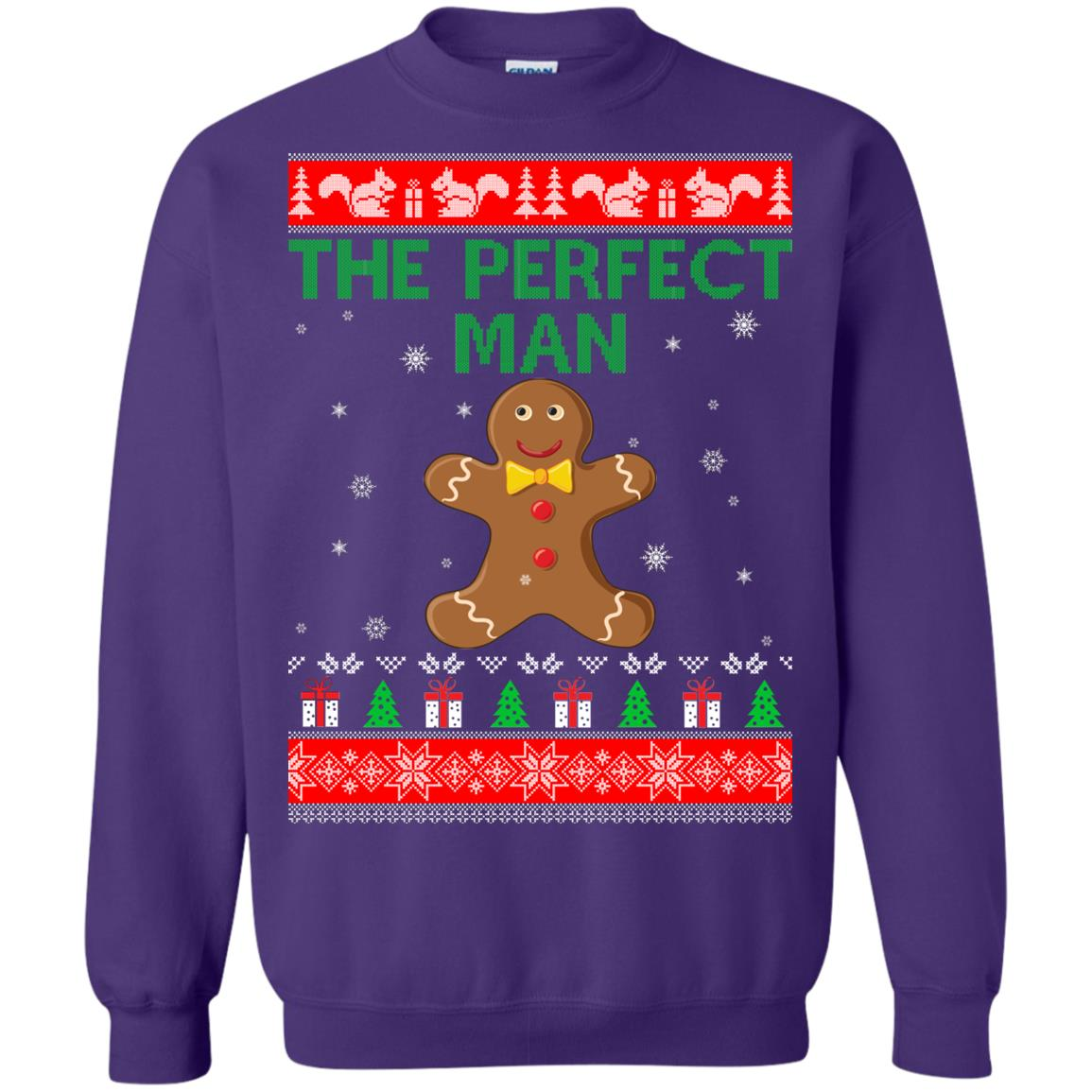 image 347px Gingerbread: The Perfect Man Christmas Sweater