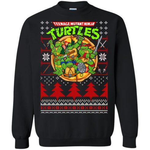 image 354 490x490px Teenage Ninja Mutant Turtles Christmas Sweater