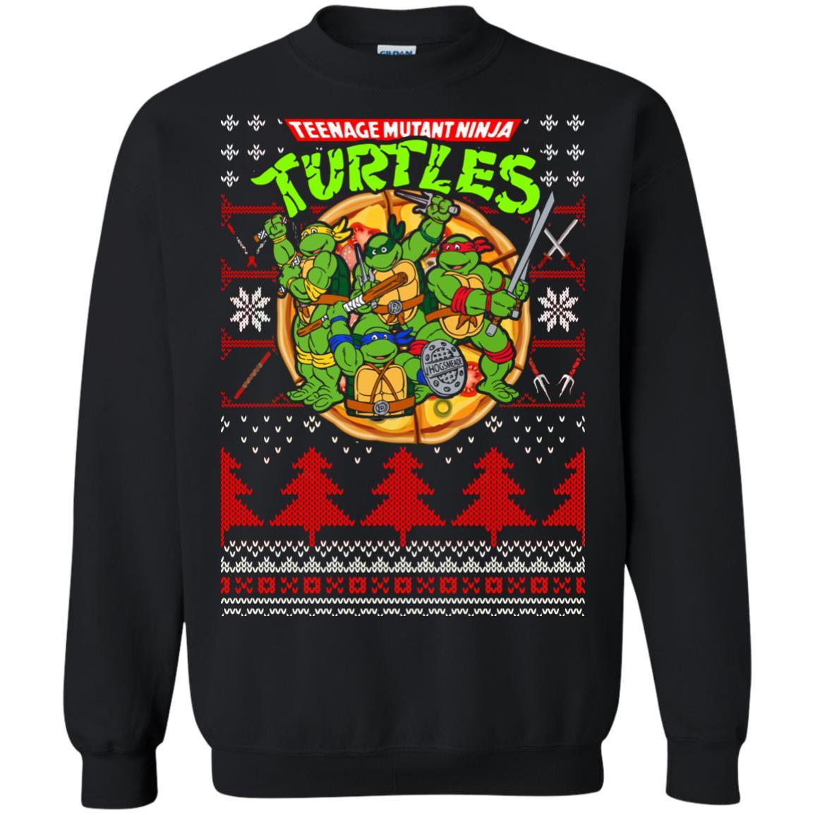 image 354px Teenage Ninja Mutant Turtles Christmas Sweater