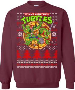 image 355 247x296px Teenage Ninja Mutant Turtles Christmas Sweater