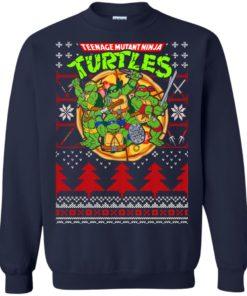 image 356 247x296px Teenage Ninja Mutant Turtles Christmas Sweater